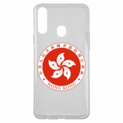 Чехол для Samsung A20s The coat of arms of Hong Kong