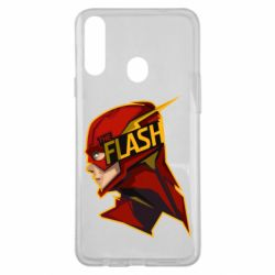 Чехол для Samsung A20s The Flash