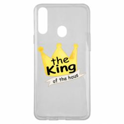 Чохол для Samsung A20s The king of the house