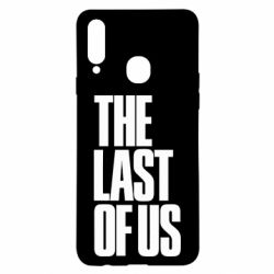Чохол для Samsung A20s The Last of Us