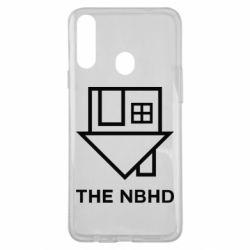 Чехол для Samsung A20s THE NBHD Logo