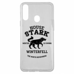 Чехол для Samsung A20s The North Remembers - House Stark