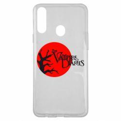 Чехол для Samsung A20s The Vampire Diaries