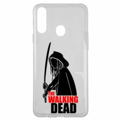 Чохол для Samsung A20s The walking dead (Ходячі мерці)