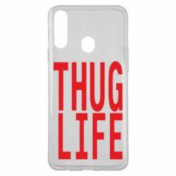 Чохол для Samsung A20s thug life