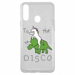 Чохол для Samsung A20s To the disco