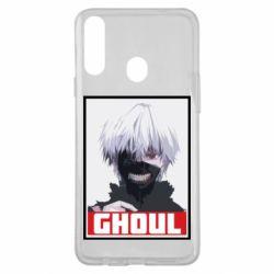 Чехол для Samsung A20s Tokyo Ghoul portrait