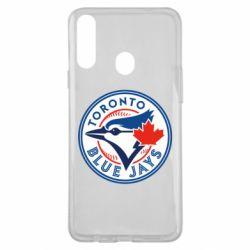 Чохол для Samsung A20s Toronto Blue Jays