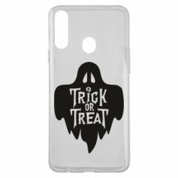 Чехол для Samsung A20s Trick or Treat