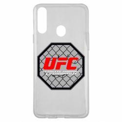 Чехол для Samsung A20s UFC Cage