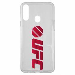 Чехол для Samsung A20s UFC Main Logo