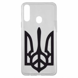 Чехол для Samsung A20s Ukraine Peace