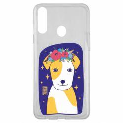 Чохол для Samsung A20s Український пес