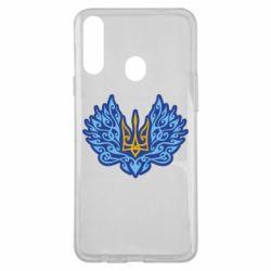 Чохол для Samsung A20s Український тризуб арт