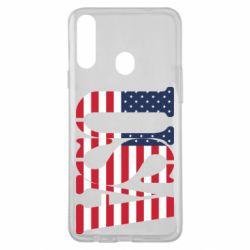 Чохол для Samsung A20s USA