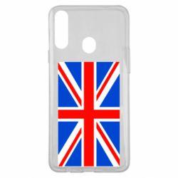 Чехол для Samsung A20s Великобритания