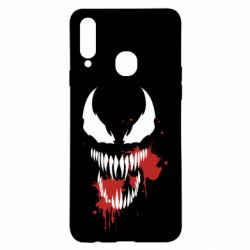 Чохол для Samsung A20s Venom blood