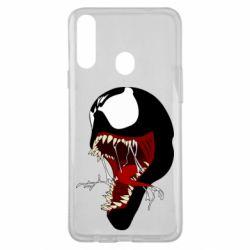 Чохол для Samsung A20s Venom jaw