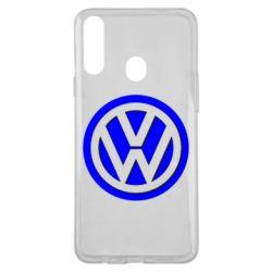 Чохол для Samsung A20s Логотип Volkswagen