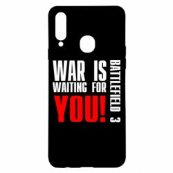 Чехол для Samsung A20s War is waiting for you!