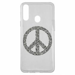 Чохол для Samsung A20s War Peace