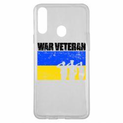Чохол для Samsung A20s War veteran