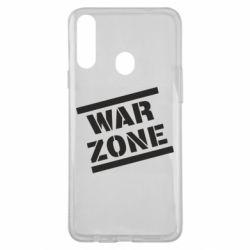 Чохол для Samsung A20s War Zone