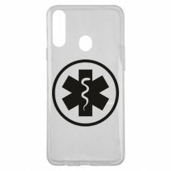 Чохол для Samsung A20s Warface: medic