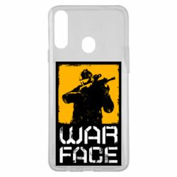 Чохол для Samsung A20s Warface
