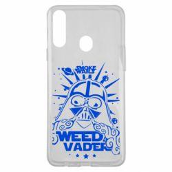 Чехол для Samsung A20s Weed Vader