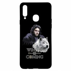 Чохол для Samsung A20s Winter is coming I