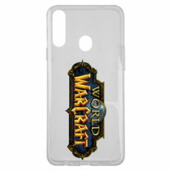 Чохол для Samsung A20s World of Warcraft game