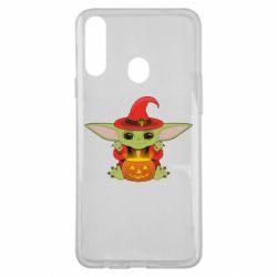 Чохол для Samsung A20s Yoda conjures