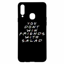 Чохол для Samsung A20s You don't friends with salad