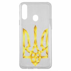 Чехол для Samsung A20s Золотий герб