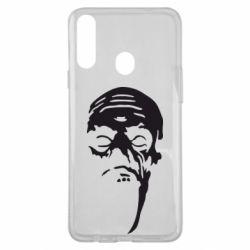 Чехол для Samsung A20s Зомби (Ходячие мертвецы)