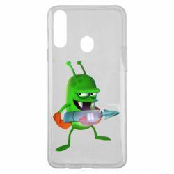 Чехол для Samsung A20s Zombie catchers