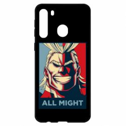 Чехол для Samsung A21 All might