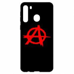 Чехол для Samsung A21 Anarchy