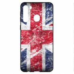 Чехол для Samsung A21 Англия