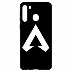 Чехол для Samsung A21 Apex legends logotype