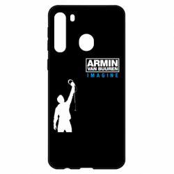 Чехол для Samsung A21 Armin Imagine