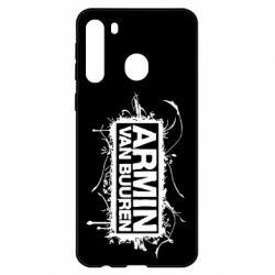 Чехол для Samsung A21 Armin Van Buuren