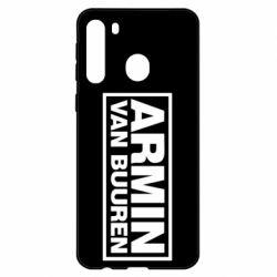 Чехол для Samsung A21 Armin