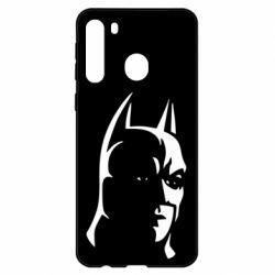Чехол для Samsung A21 Batman Hero