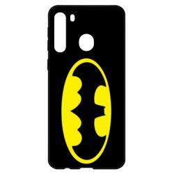 Чехол для Samsung A21 Batman