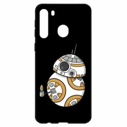Чехол для Samsung A21 BB-8 Like