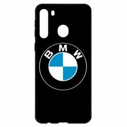 Чехол для Samsung A21 BMW Small