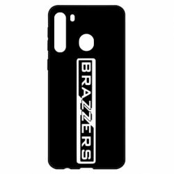 Чехол для Samsung A21 Brazzers Logo