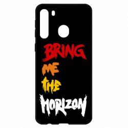 Чехол для Samsung A21 Bring me the horizon
